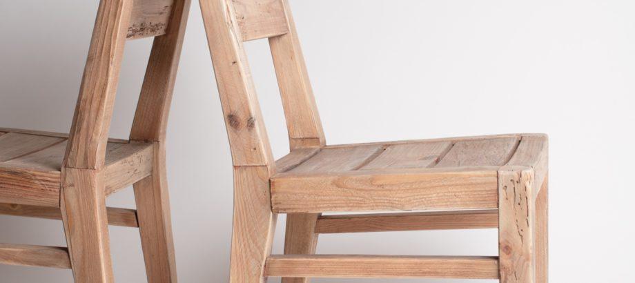 ASPEN 4 kierrätyspuu tuolit